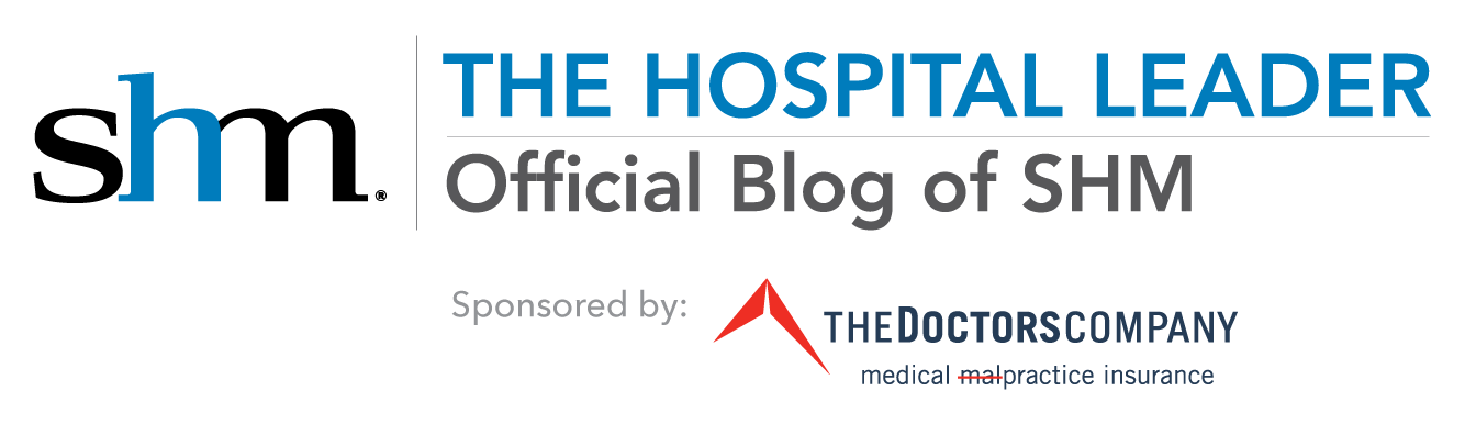 The Hospital Leader – The Official Blog of the Society of Hospital Medicine Logo