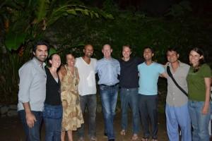 Our Global Health Faculty & Fellows, with Paul Farmer (middle)