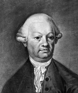 Leopold von Auenbrugger. From common.wikimedia.org