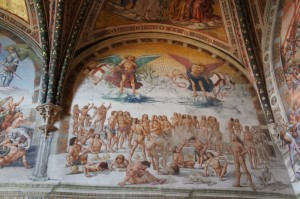 San Brizio Chapel, Cathedral, Orvieto