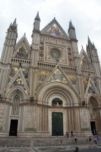 Cathedrak of Orvieto